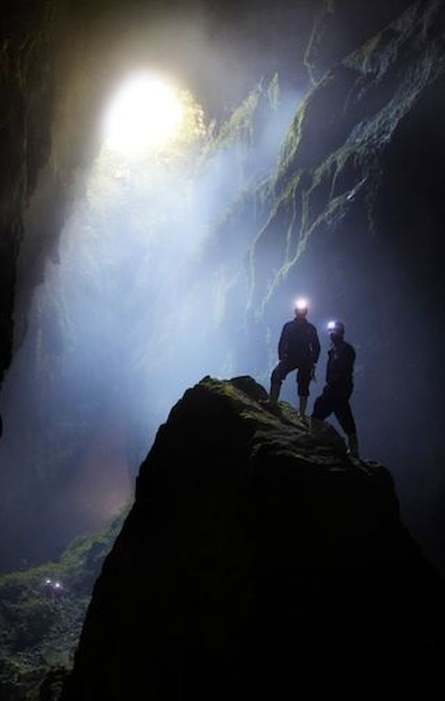 Descend into the magical landscape of Waitomo Caves and marvel at the ancient limestone structures. Keep and eye out for glow worms as you explore one