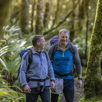 Hiking the Kepler Track