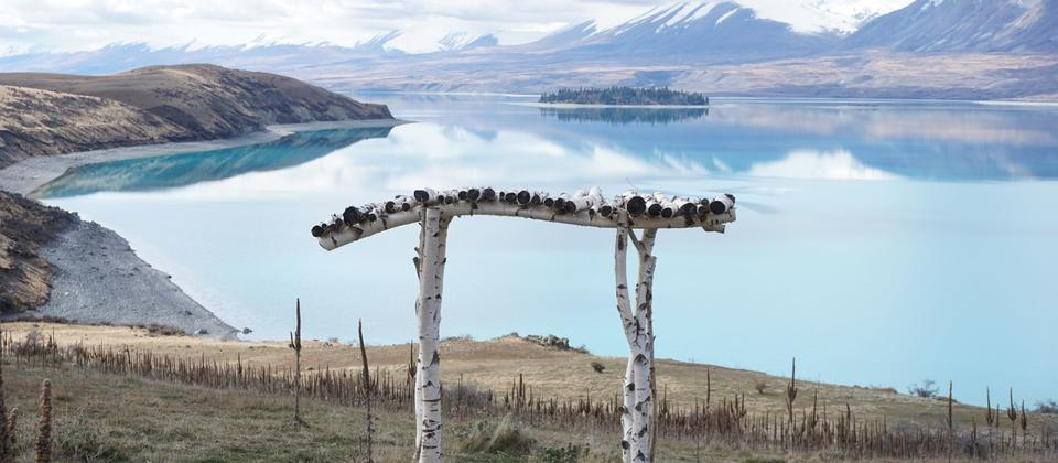Enjoy our private location on Mt John with epic views of Lake Tekapo & the mountains beyond