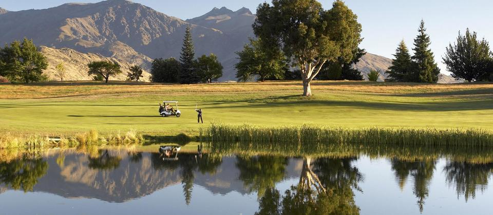 Millbrook Resort, Queenstown; Australasia's Best Golf Resort