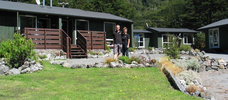 Arthur's Pass Alpine Motel, Our gem in the Southern Alps