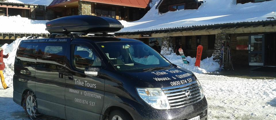 Luxury Mountain Transfers