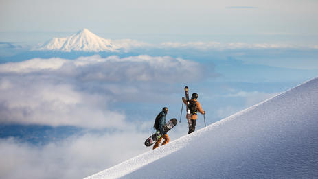 Turoa Ski Area, New Zealand