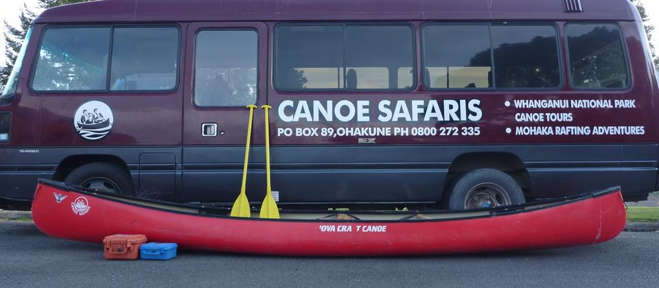 Typical Canoe