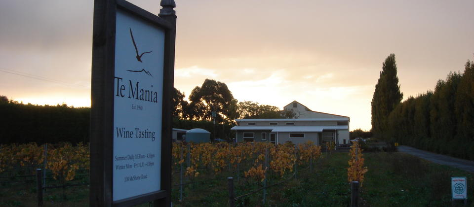 Gorgeous tastings at our Cellar Door