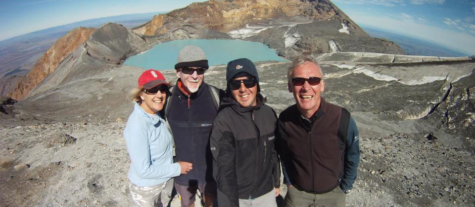 3 day Tongariro Hiking Tour
