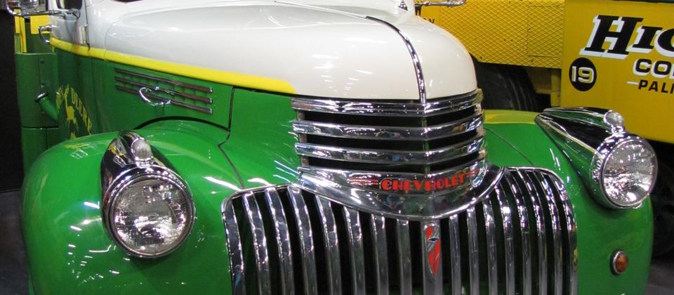 1946 John Deere 1/2 Tonne Chevrolet Pick-Up Truck