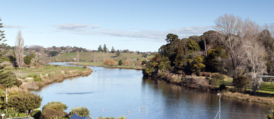 The Wairoa River