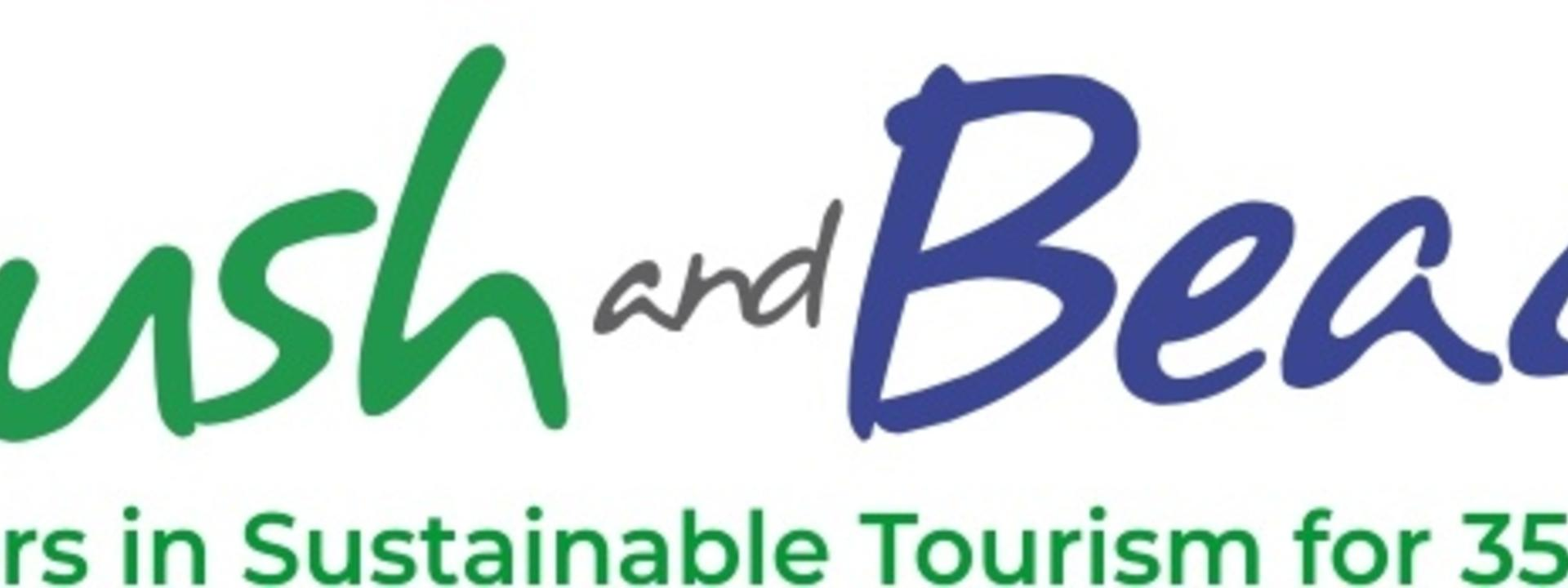 Logo: Bush and Beach
