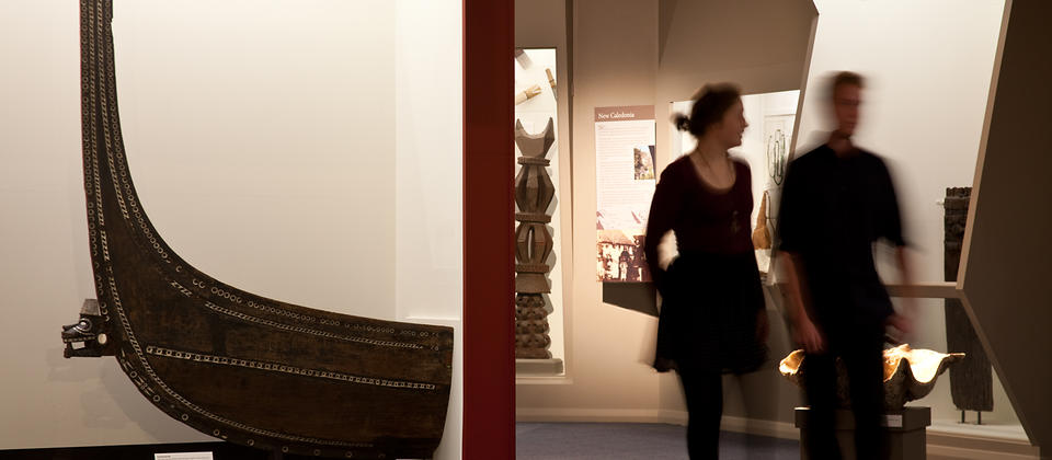 Journey through Oceania in the Pacific Cultures gallery