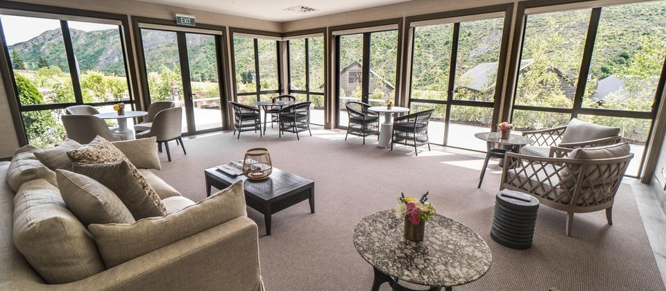 Gibbston Valley Lodge and Spa - Conservatory_0.jpg