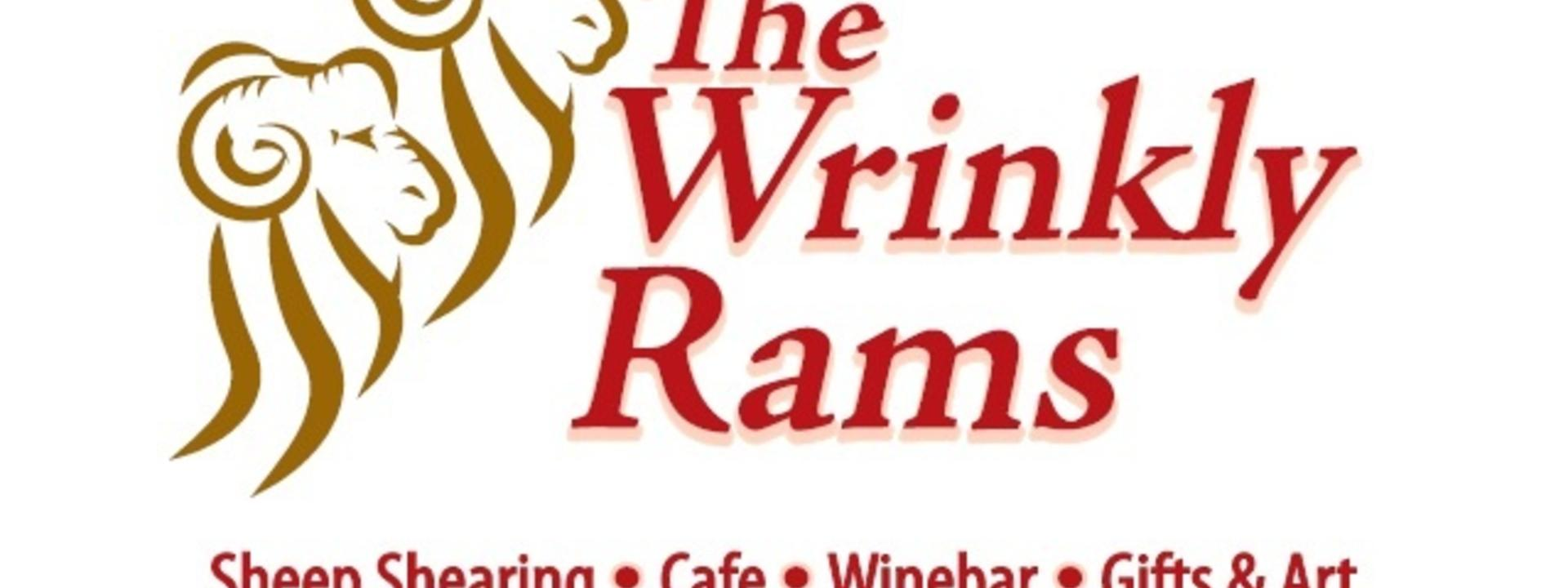 Logo: The Wrinkly Rams