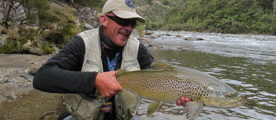Sean Andrews Fly Fishing