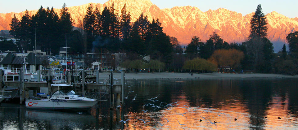 The Remarkables of Queenstown