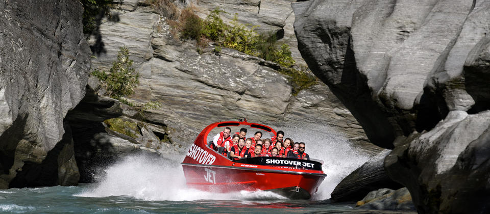 Since 1965, Shotover Jet has been New Zealand's quintessential jet boating experience, thrilling over 3 million people.