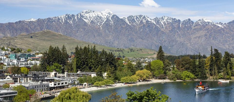 Walking distance to central Queenstown
