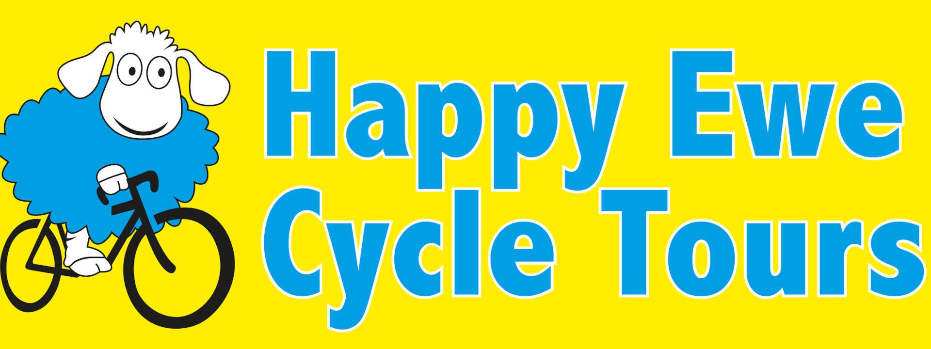 Logo: Happy Ewe Cycle Tours