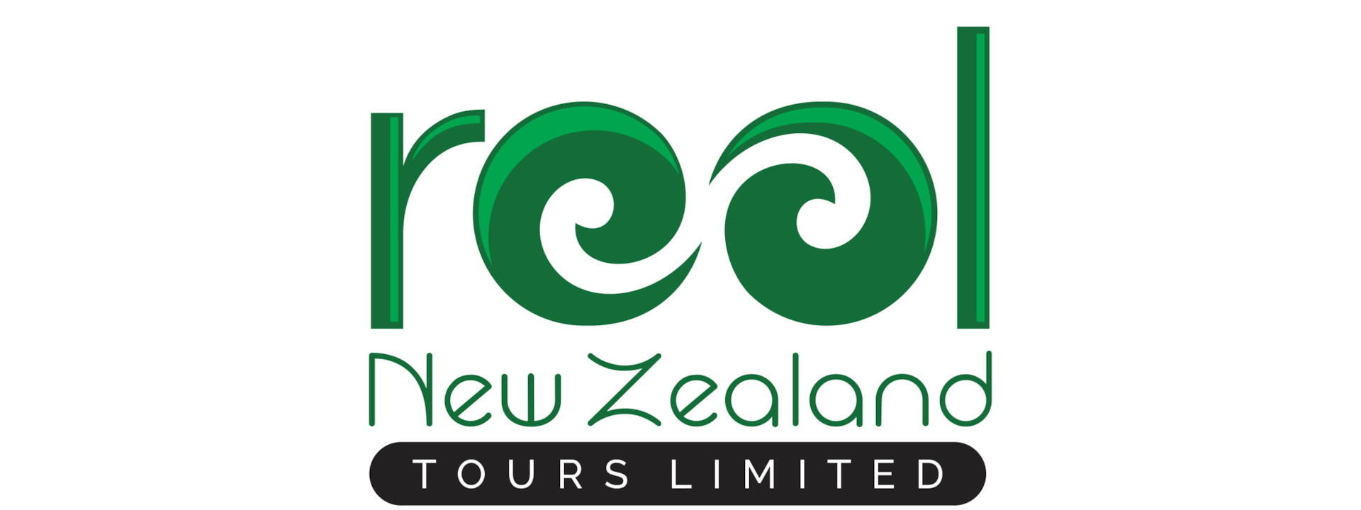 Logo: Real New Zealand Tours Limited