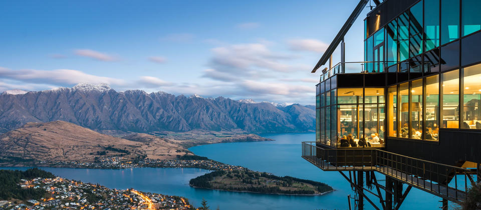 Queenstown Hill, South Island