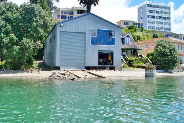 The Boatshed | Accommodation in Bay of Plenty, New Zealand