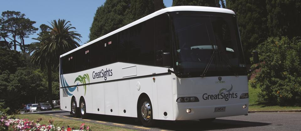 GreatSights bus