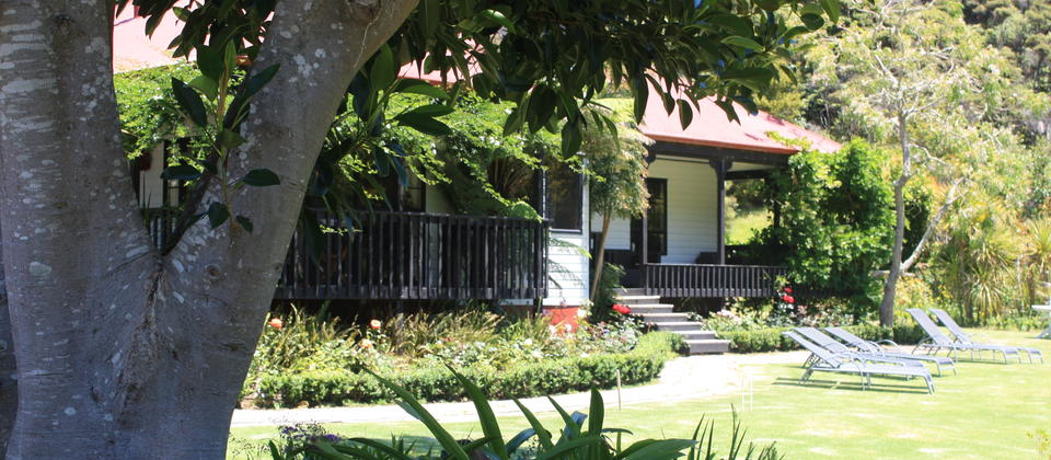 Kowhai Lodge: Relaxation, restoration, rejuvenation