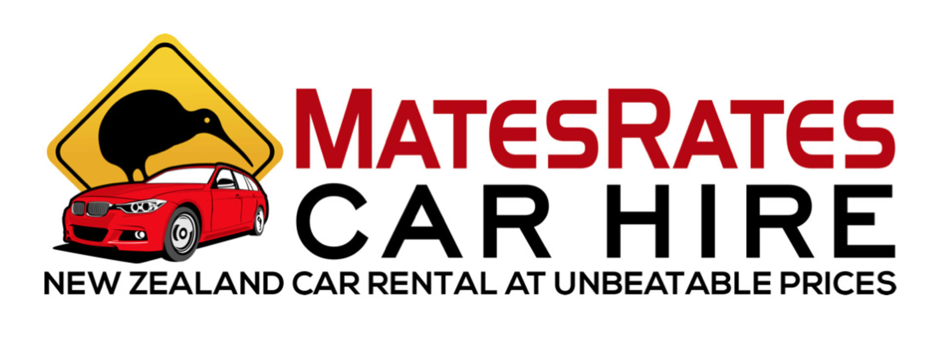 Logo: MatesRates Car Hire
