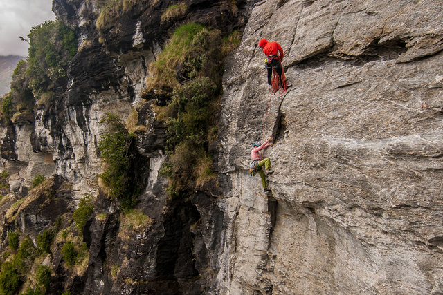 Climbing in New Zealand | Things to see and do in New Zealand