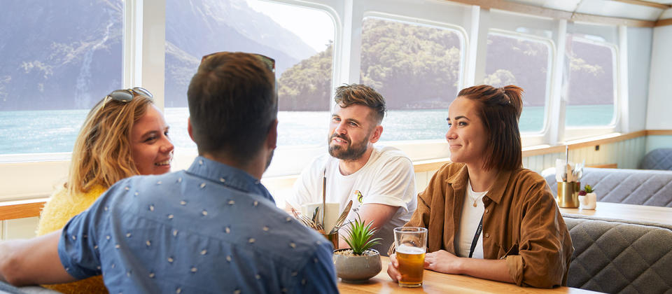 Go Orange Cruise Milford Sound - Cafe Food and Drink.jpg