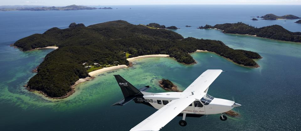 Daily aeroplane tour to Cape Reinga