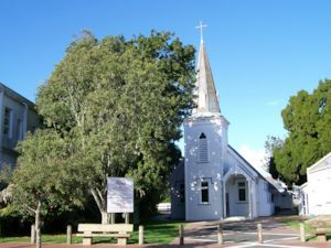 St Stephens Church, Opotiki
