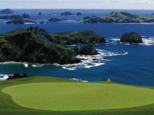 Kauri Cliffs - Matauri Bay