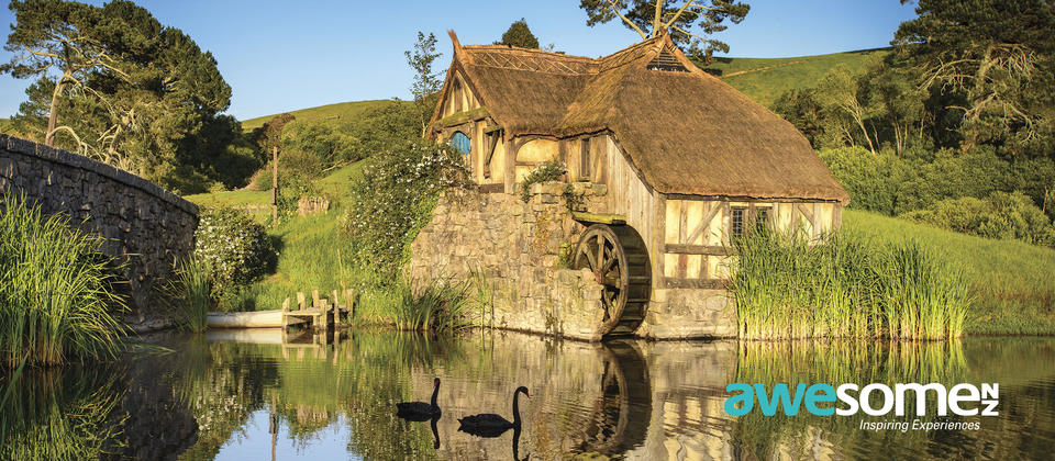 Let us take you on a guided tour of Middle-earth