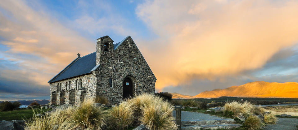The Church of the Good Shepherd, Lake Tekapo