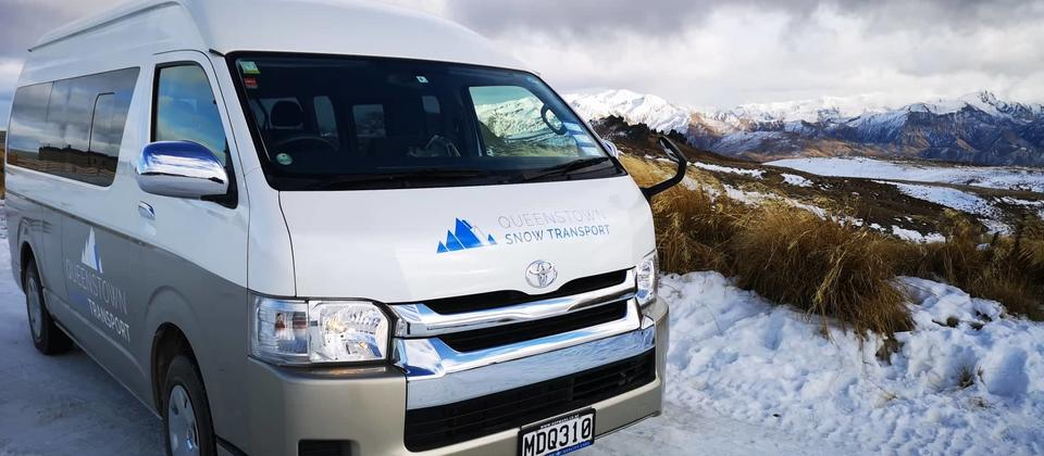 Getting to the ski fields with Queenstown Snow Transport