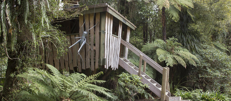 Tokoriro Tree House