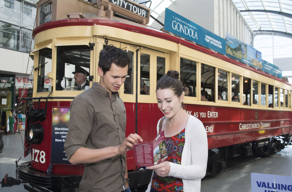 Christchurch Tramway - Grand Tour