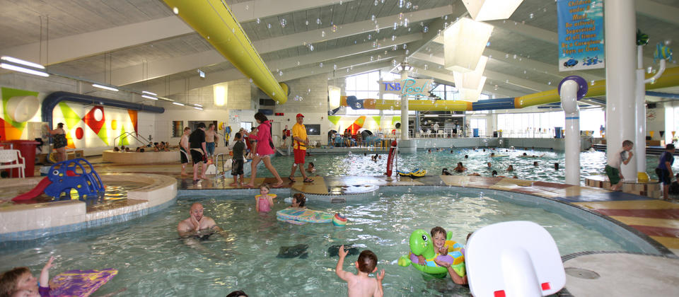 Todd Energy Aquatic Centre Activities Amp Tours In