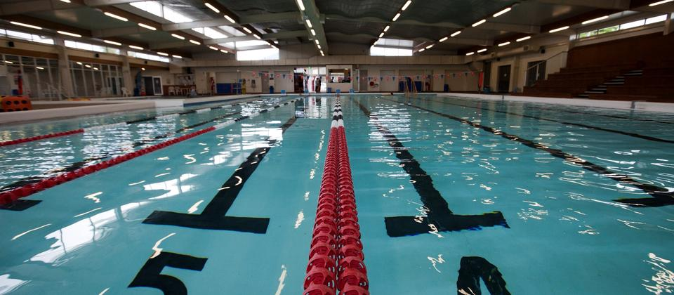 Turangi Aquatic Centre - 25m lane pool