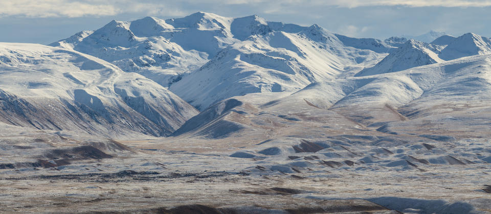 Winter is magnificent in the Mackenzie Country