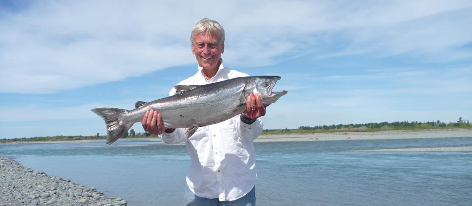 Braided Rivers Salmon Guides