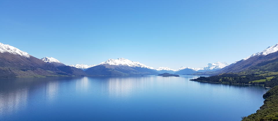 Million Dollar View - Glenorchy
