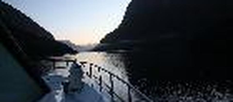 Doubtful Sound Overnight Cruises with Fiordland Cruises