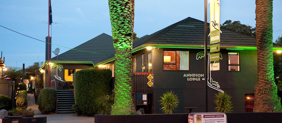 Anndion Lodge Wanganui