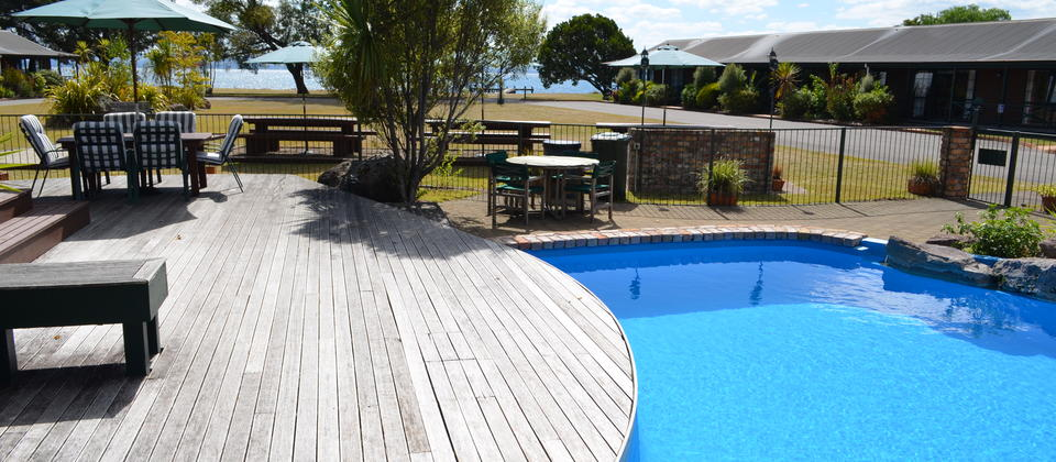 In-ground swimming pool (heated from Sept school holidays to the end of the April school holidays).