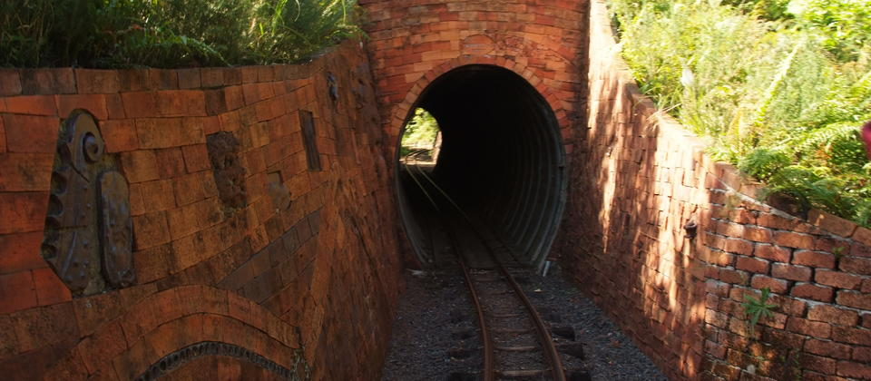 Number 3 tunnel