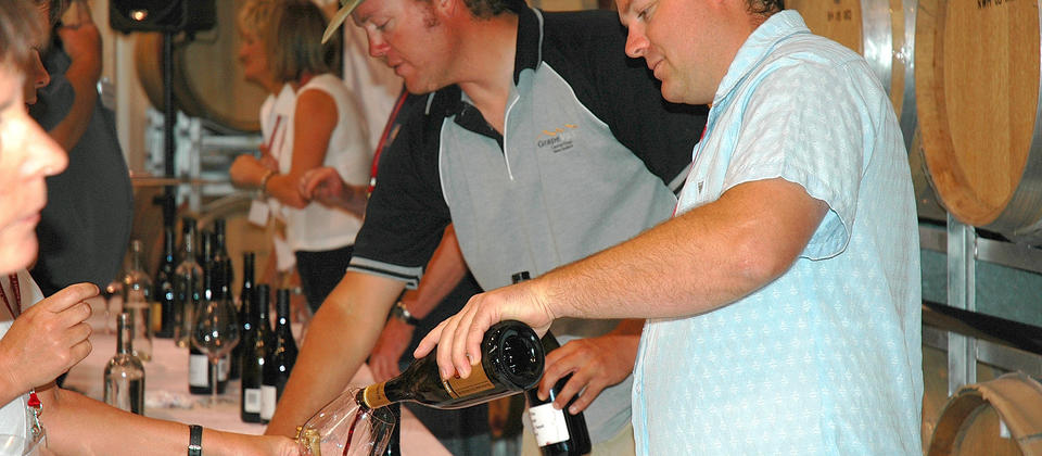 Ceres Wines - a Grand Tasting...
