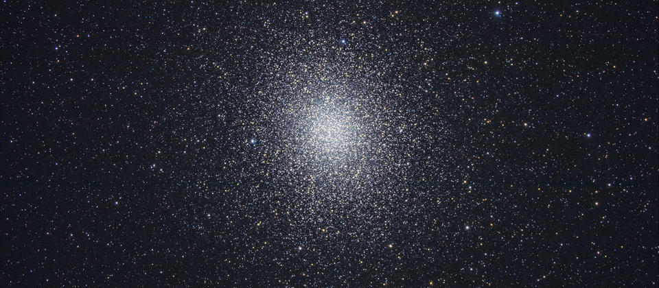 The globular cluster of Omega Centauri
