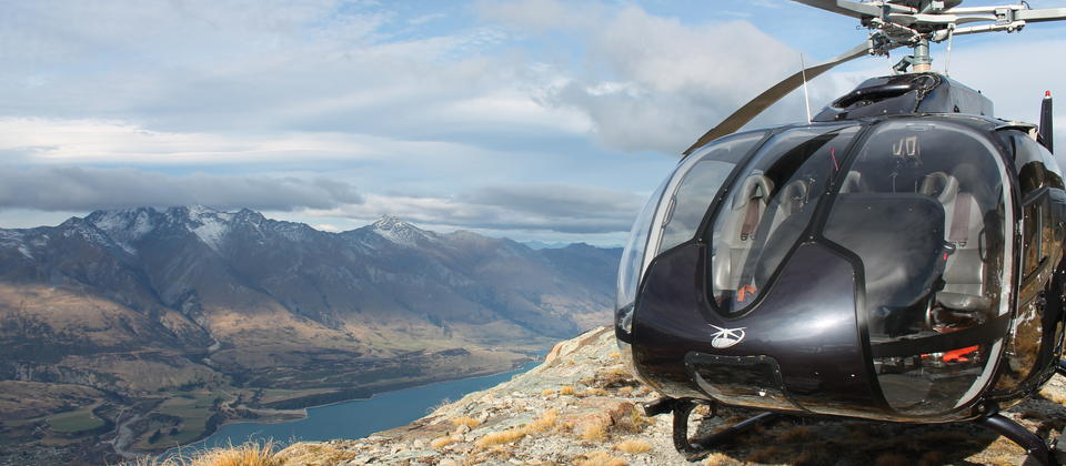Exploring The Remarkables with Over The Top, Queenstown