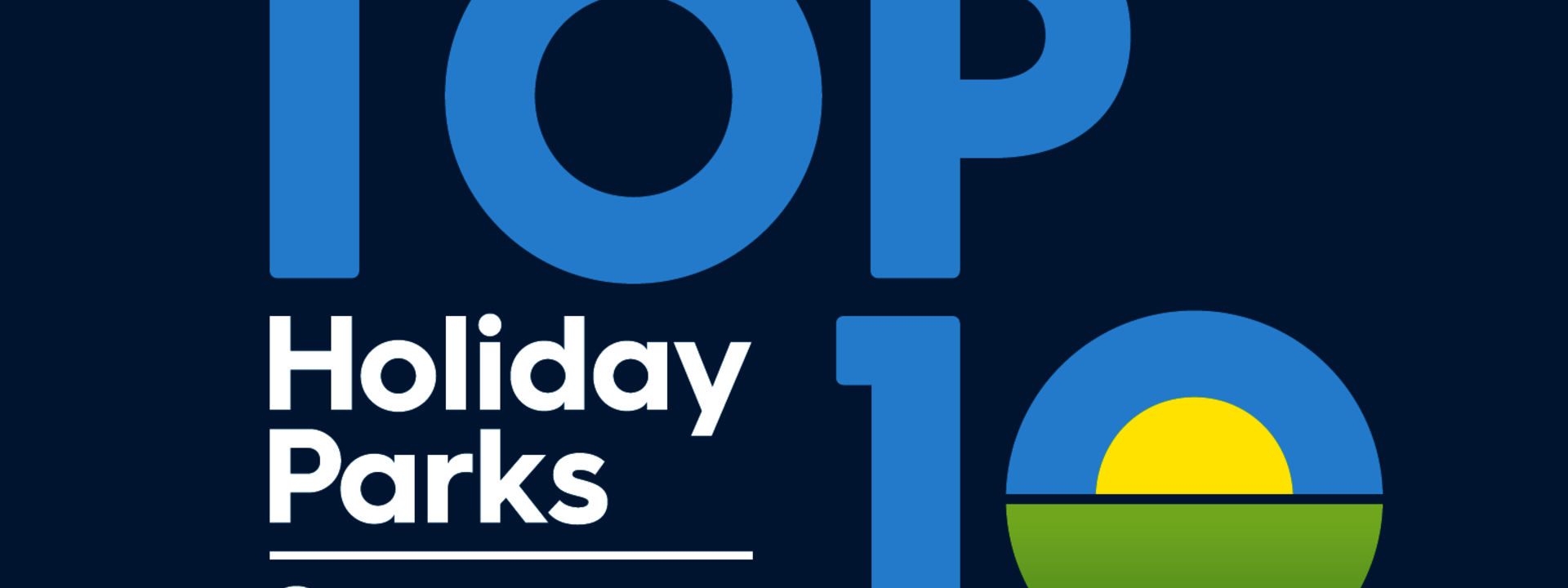 Logo: Blue Lake TOP 10 Holiday Park